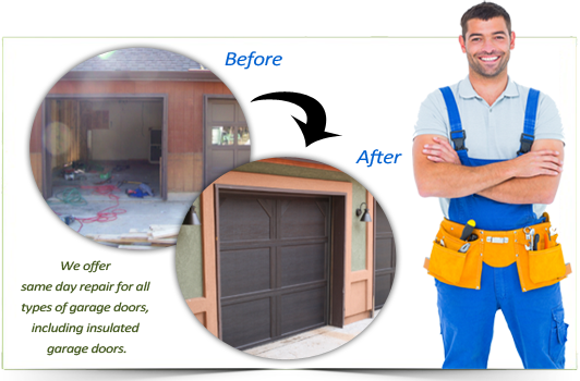 Garage Door Repair Fishers IN